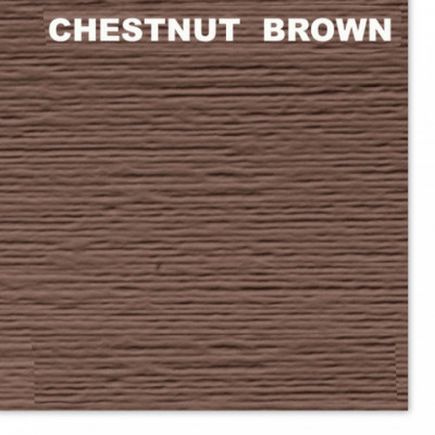 Сайдинг Виниловый Mitten, Sentry Mitten, Chestnut Brown